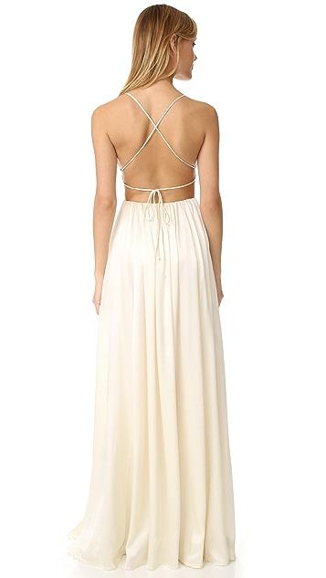 Mara Hoffman Embellished Dress