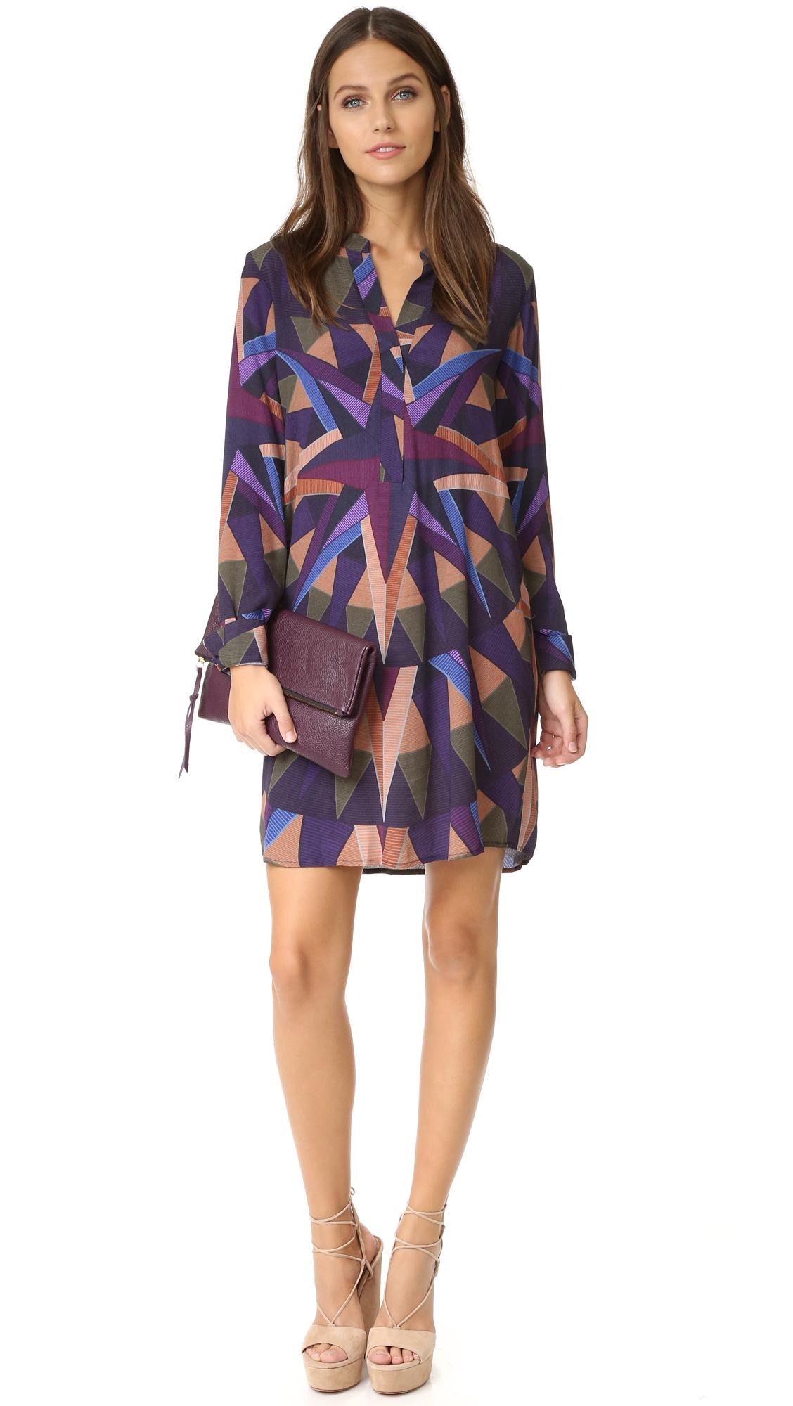 4bb2d3a4e6f Mara Hoffman Compass Shirtdress | SHOPBOP