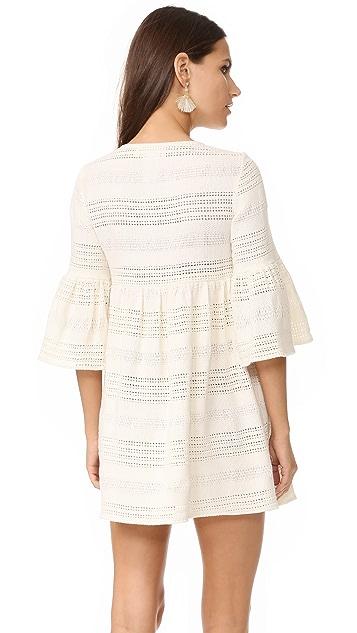 Mara Hoffman Cover Up Mini Dress