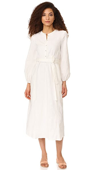 Mara Hoffman Maxi Peasant Dress