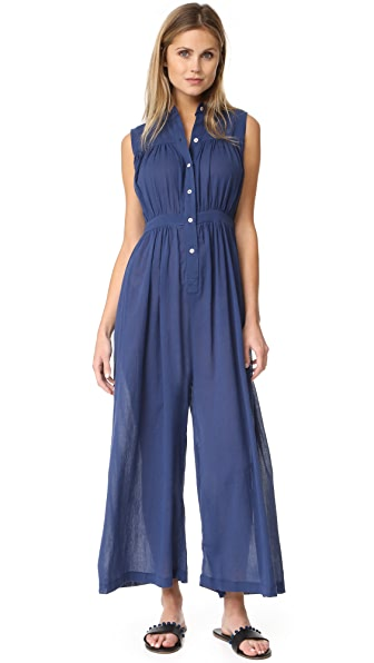 Mara Hoffman Sleeveless Jumpsuit