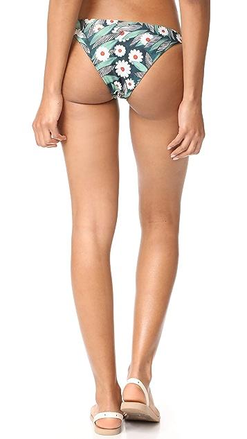 Mara Hoffman Daisy Bikini Bottoms