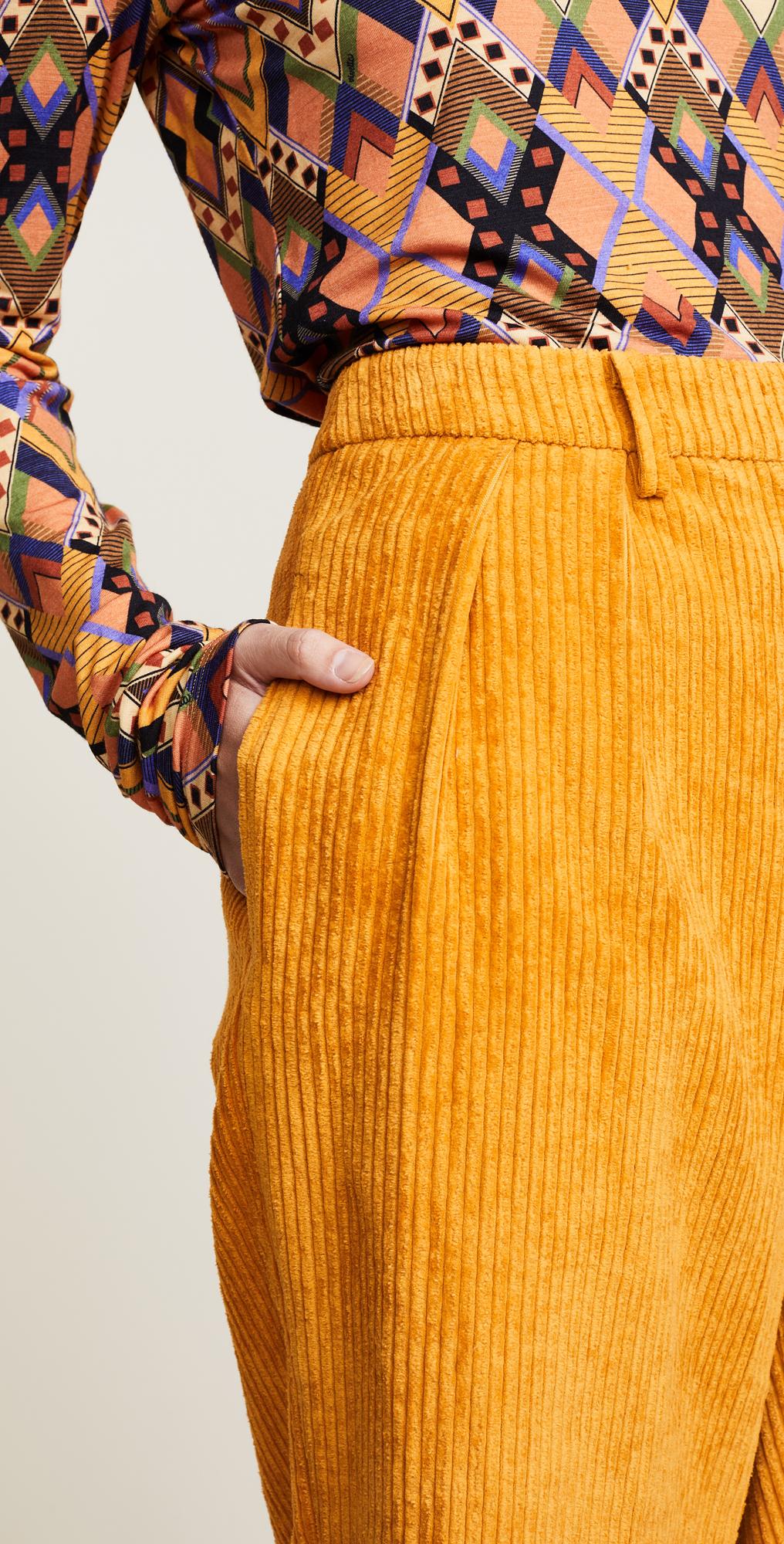 mara hoffman sandra corduroy pants shopbop