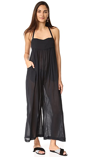 Mara Hoffman Pocket Jumpsuit