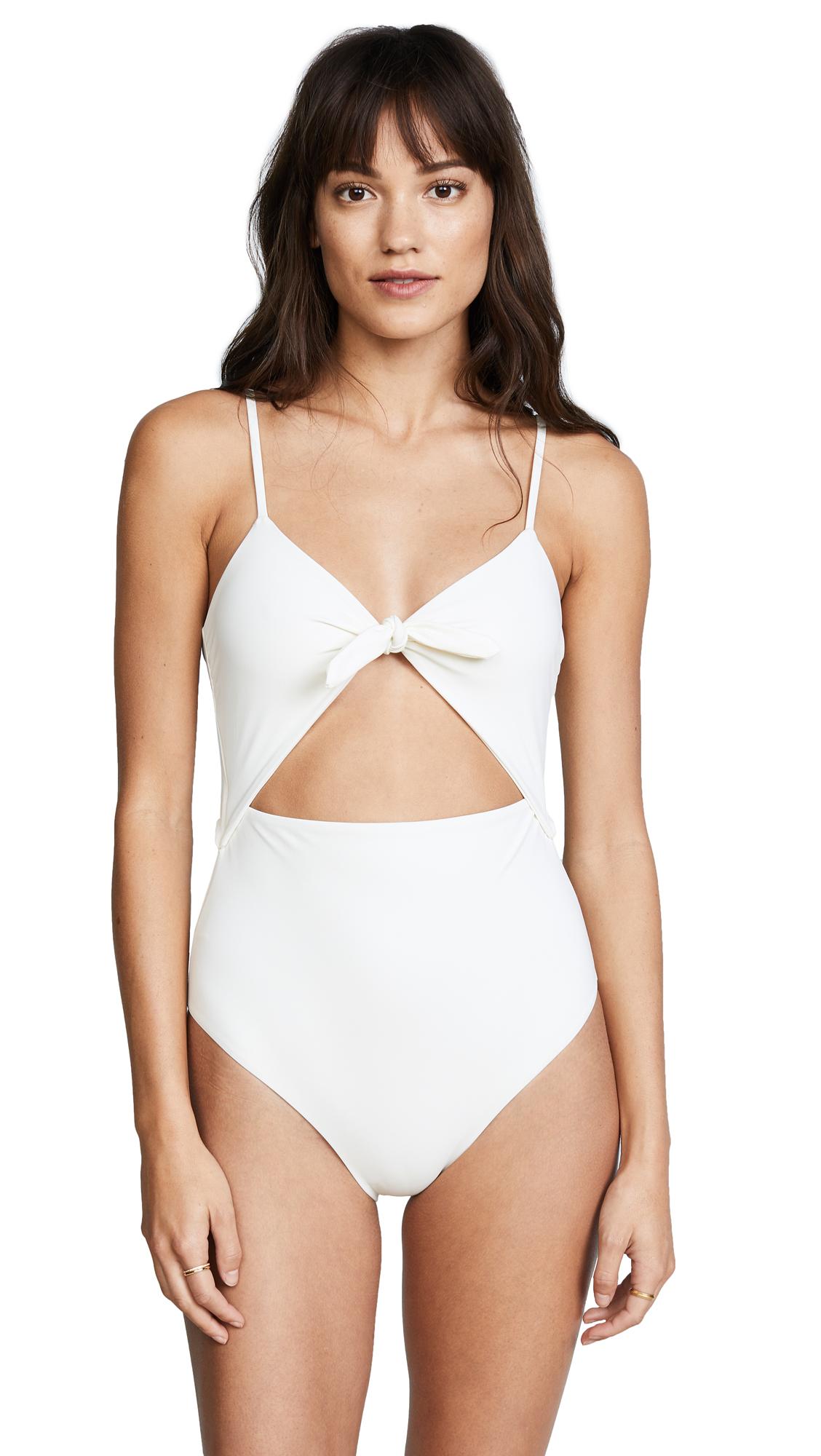 Mara Hoffman Kia One Piece Swimsuit