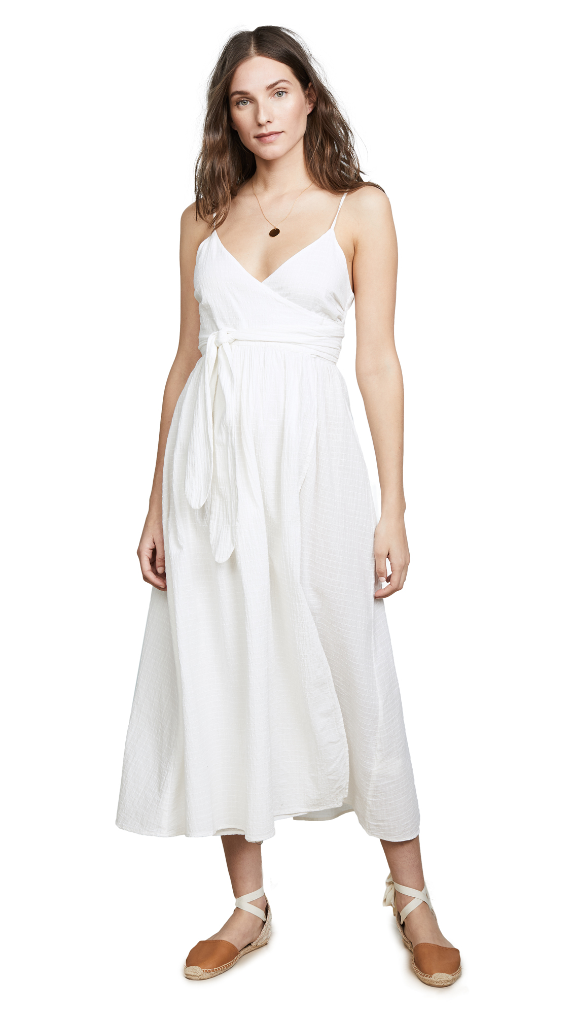 IVORY ALMA DRESS