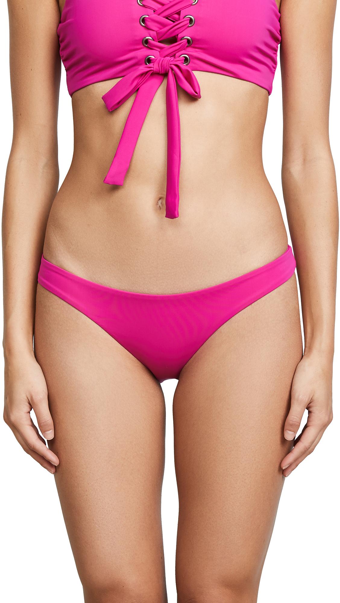 Mara Hoffman Pink Kay Bottoms - Pink