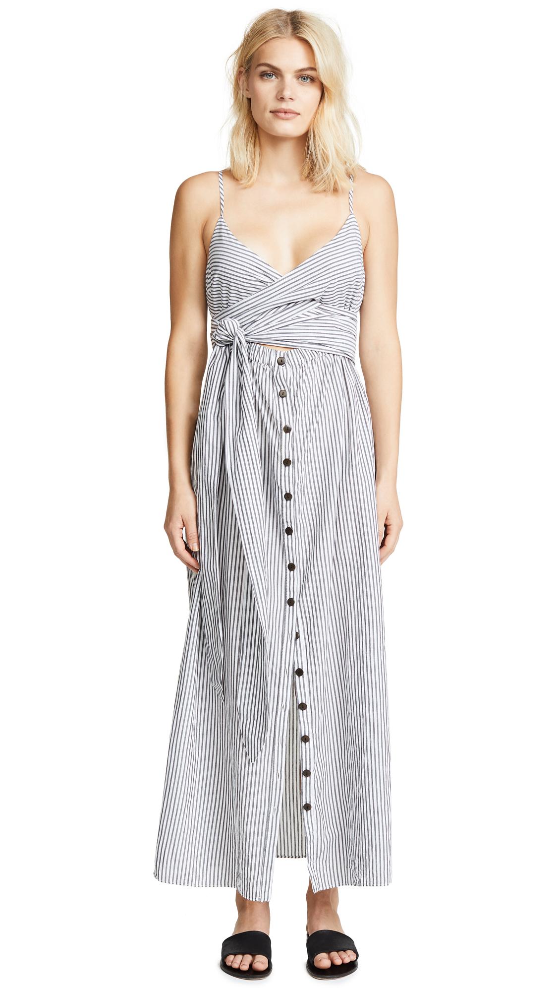 Mara Hoffman Stripe Thora Dress - Stripe