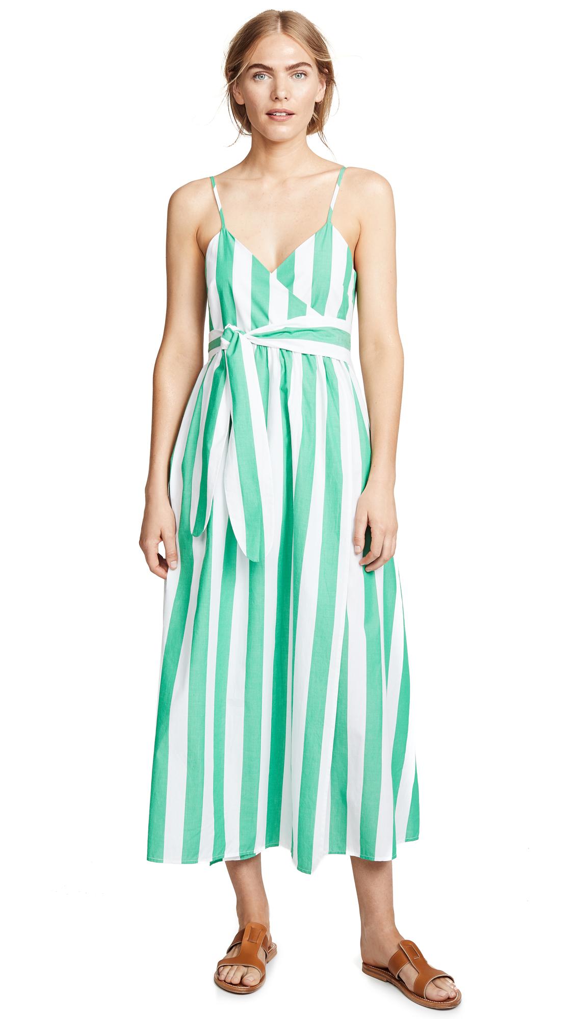 Mara Hoffman Alma Dress - Bungalow Stripe