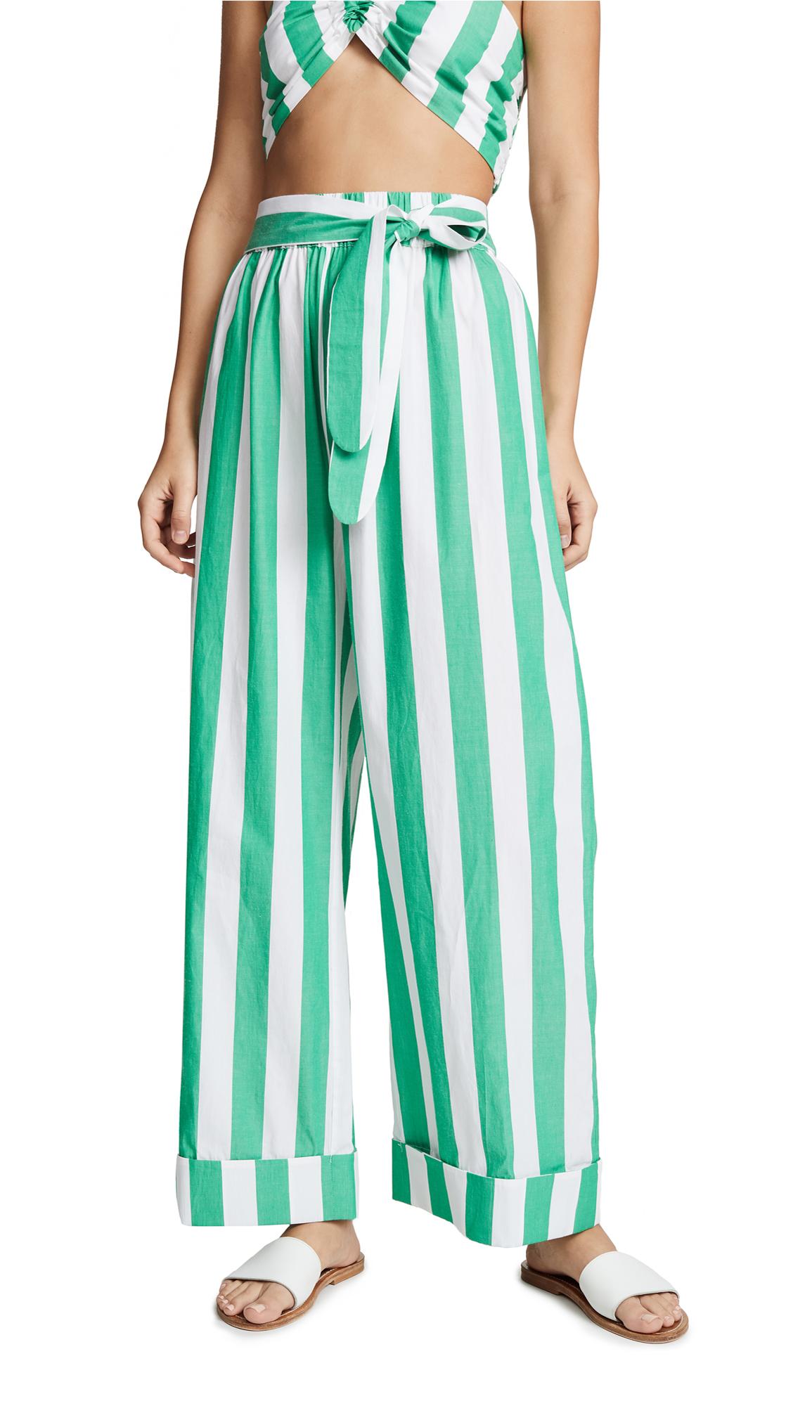 Mara Hoffman Sasha Pants - Bungalow Stripe