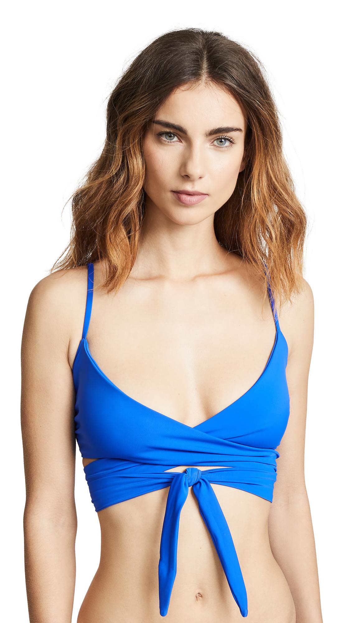 Mara Hoffman Mila Bikini Top - Baltimora
