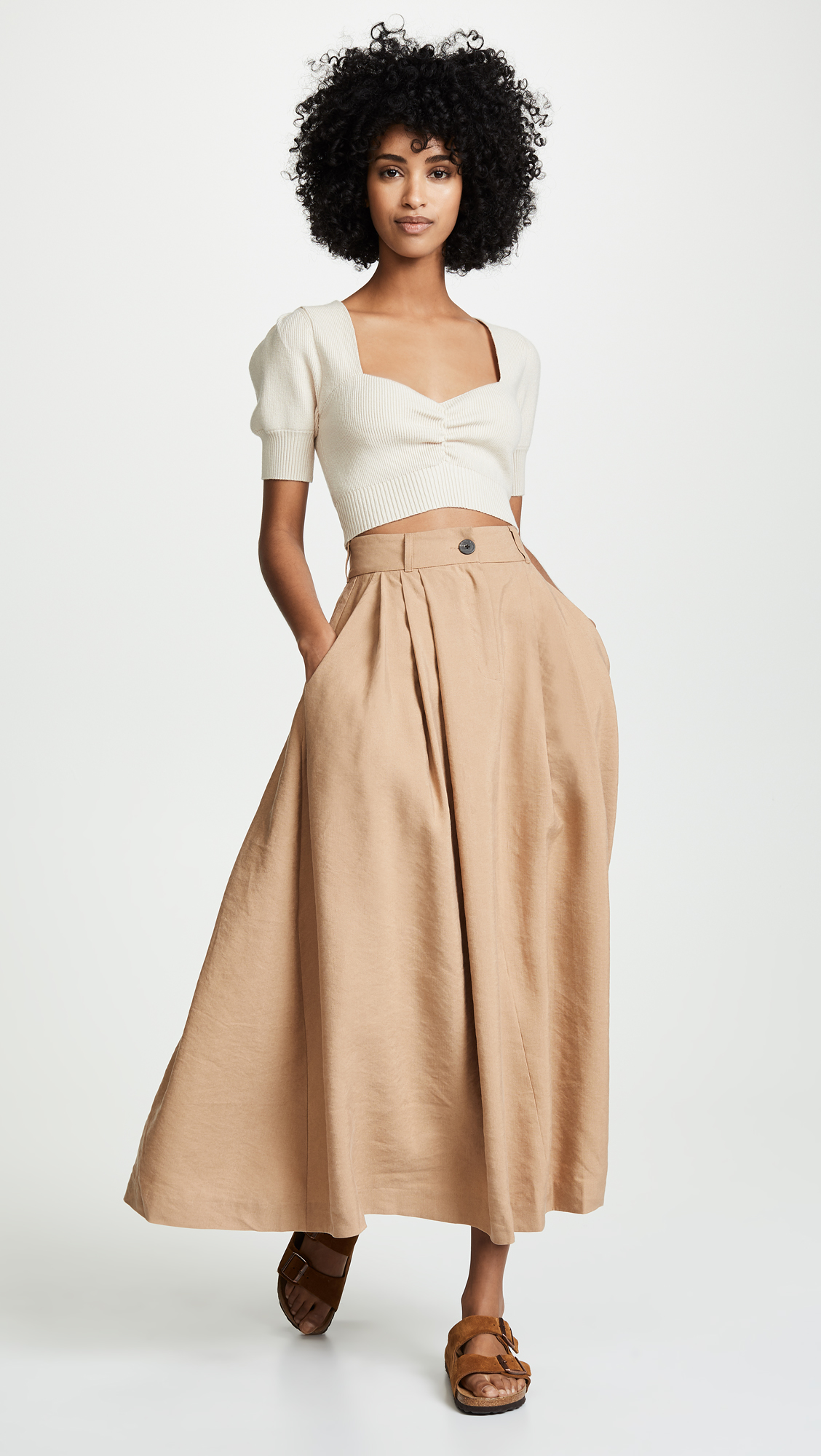 2409a37cd2b Mara Hoffman Tulay Skirt