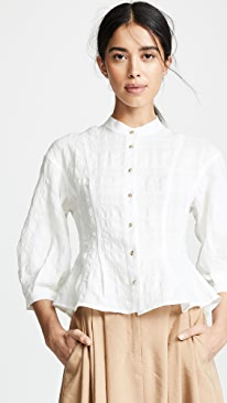 Mara Hoffman Meadow Blouse