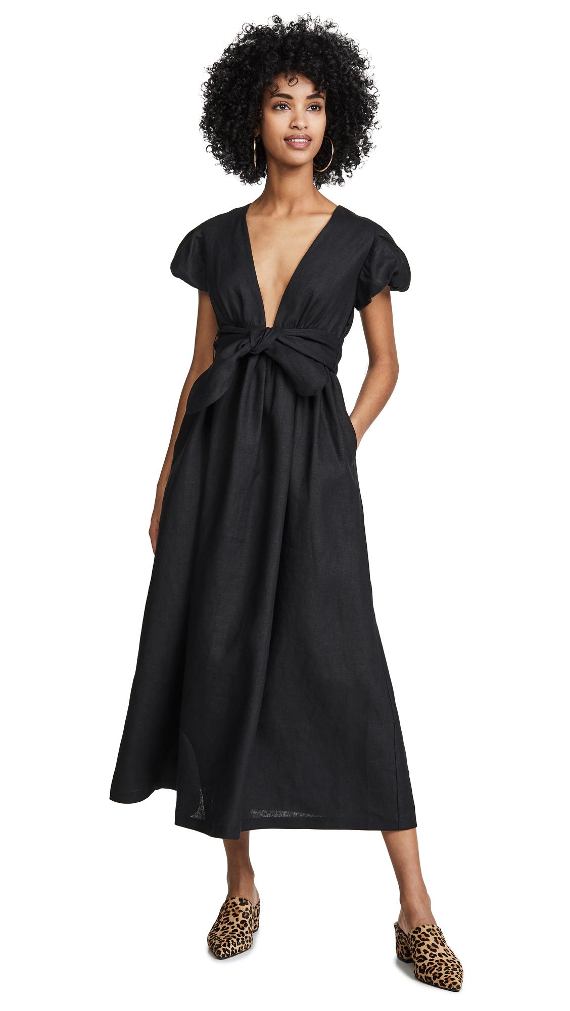 Mara Hoffman Savannah Dress - Black