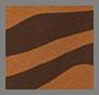 коричневая глина