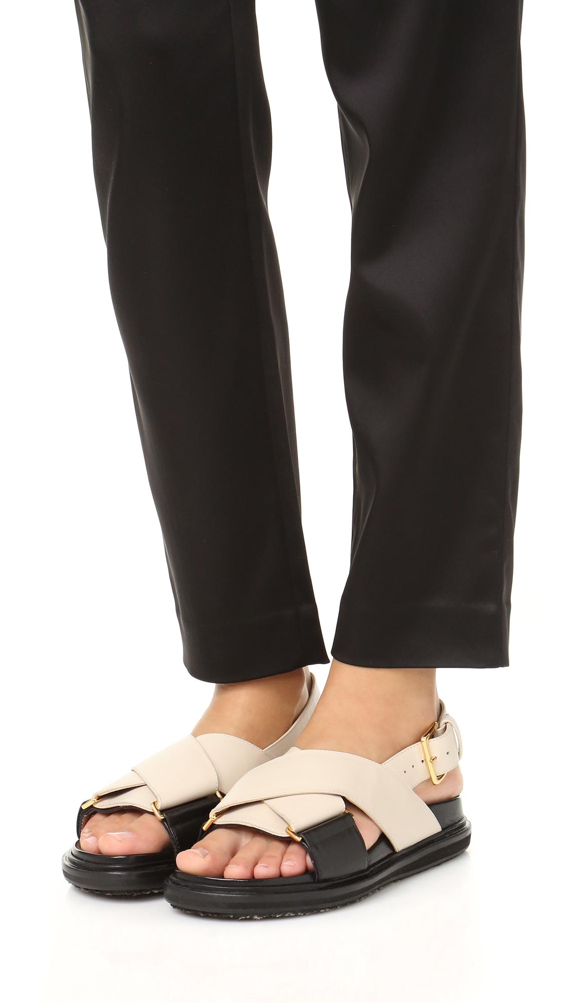 Marni Fussbett sandals 9RIw0eoWWW