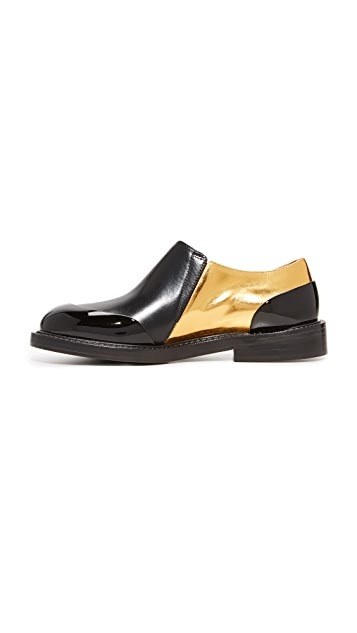 Marni Moccasin Oxfords