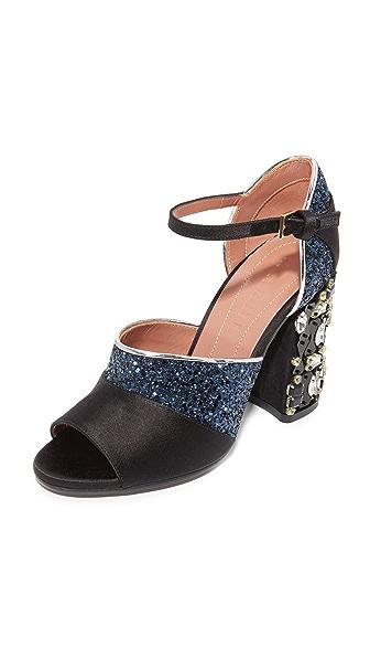 Marni Embellished Sandals