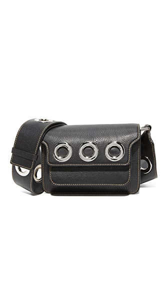 Marni Eyelet Bag - Black