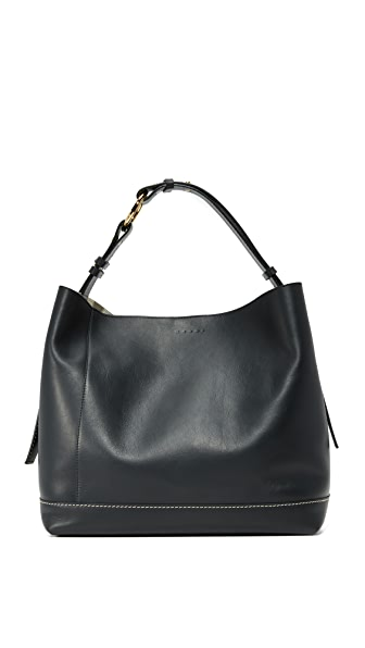 Marni Shoulder Bag - Black