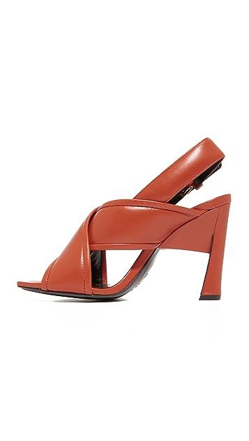 Marni Heel Sandals