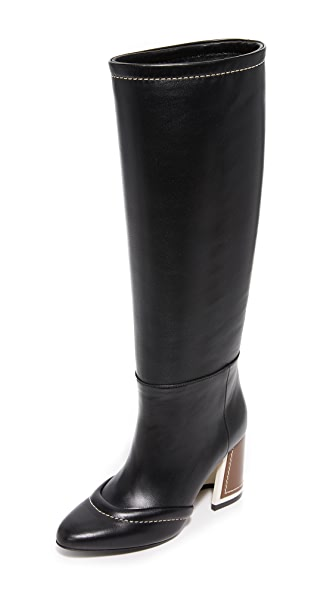Marni Knee High Boots