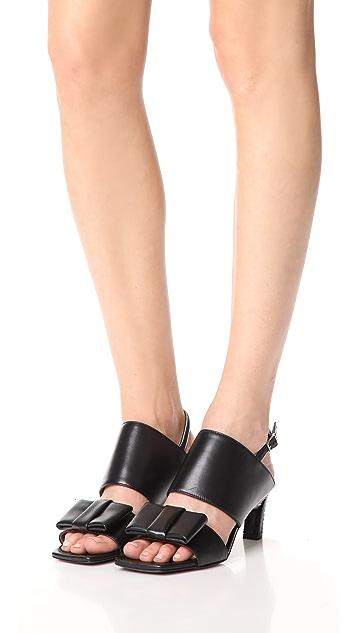 Marni Sling Back Sandals