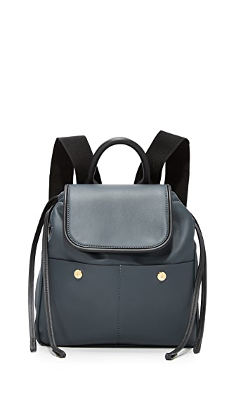 Marni Backpack - Deep Blue/Black