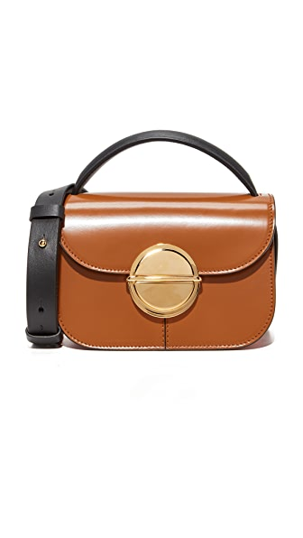 Marni Shoulder Bag - Rock/Orangered/Black