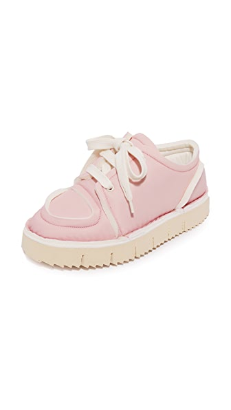 Marni Sneakers - Cinder Rose