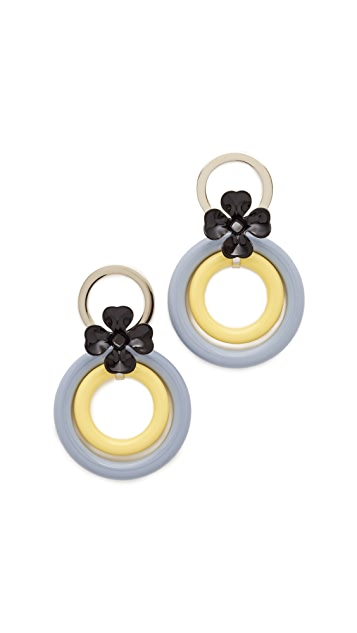 Marni Circle Earrings