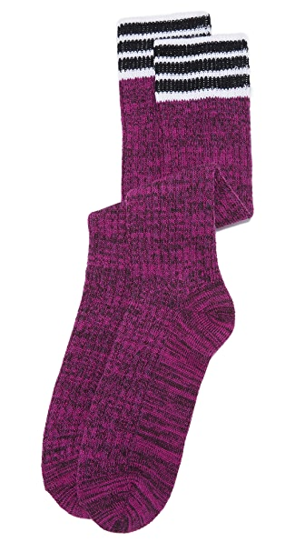 Marni Ladies Pop Socks - Dry Rose