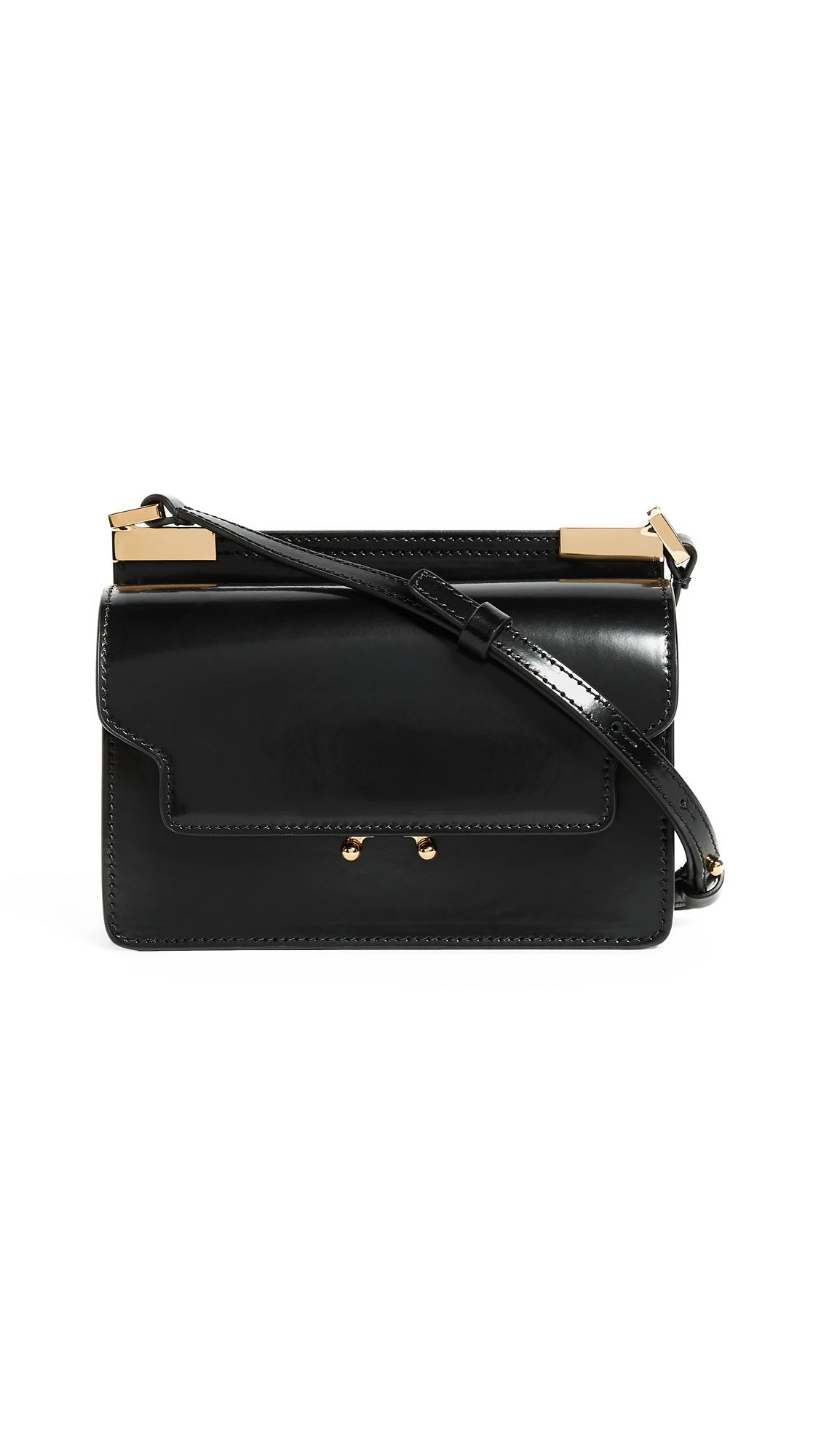 Marni Cross Body Bag - Black