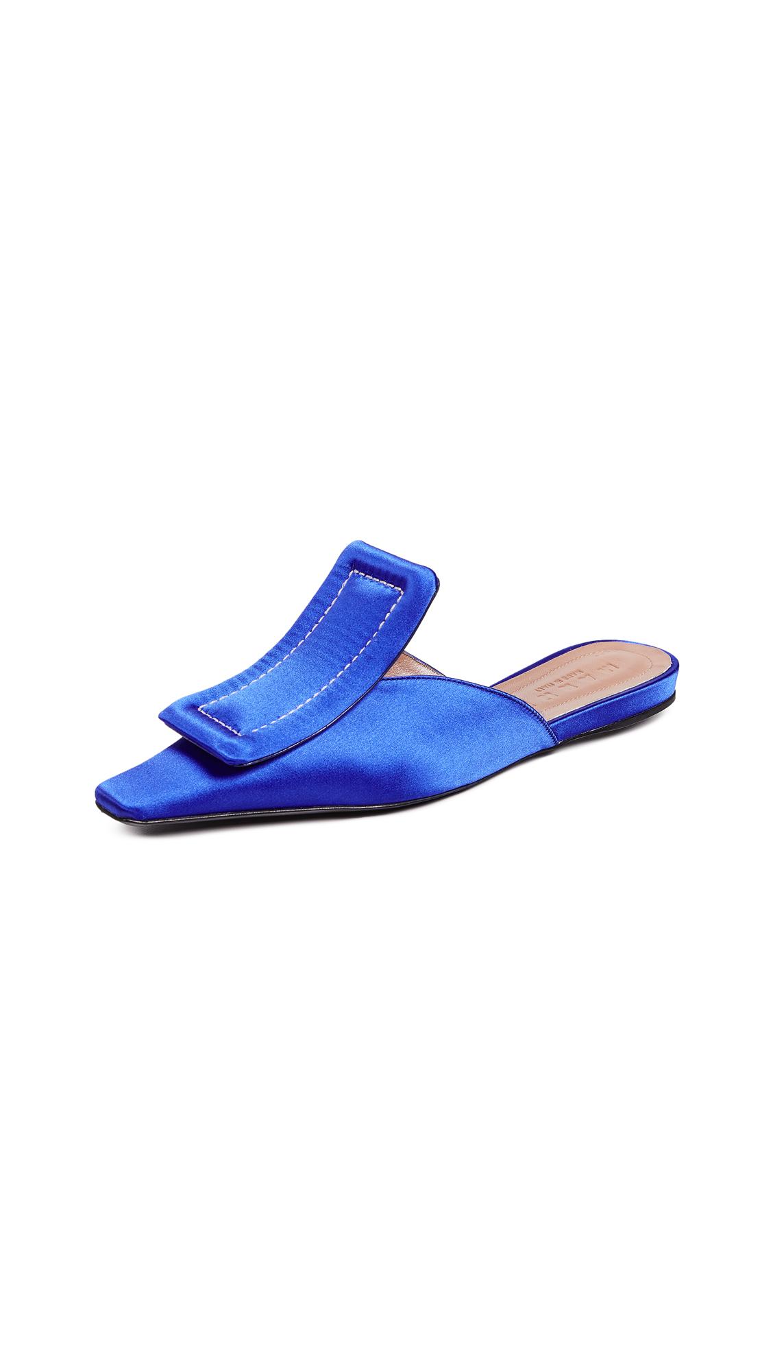 Marni Sabot Mules - Bluette