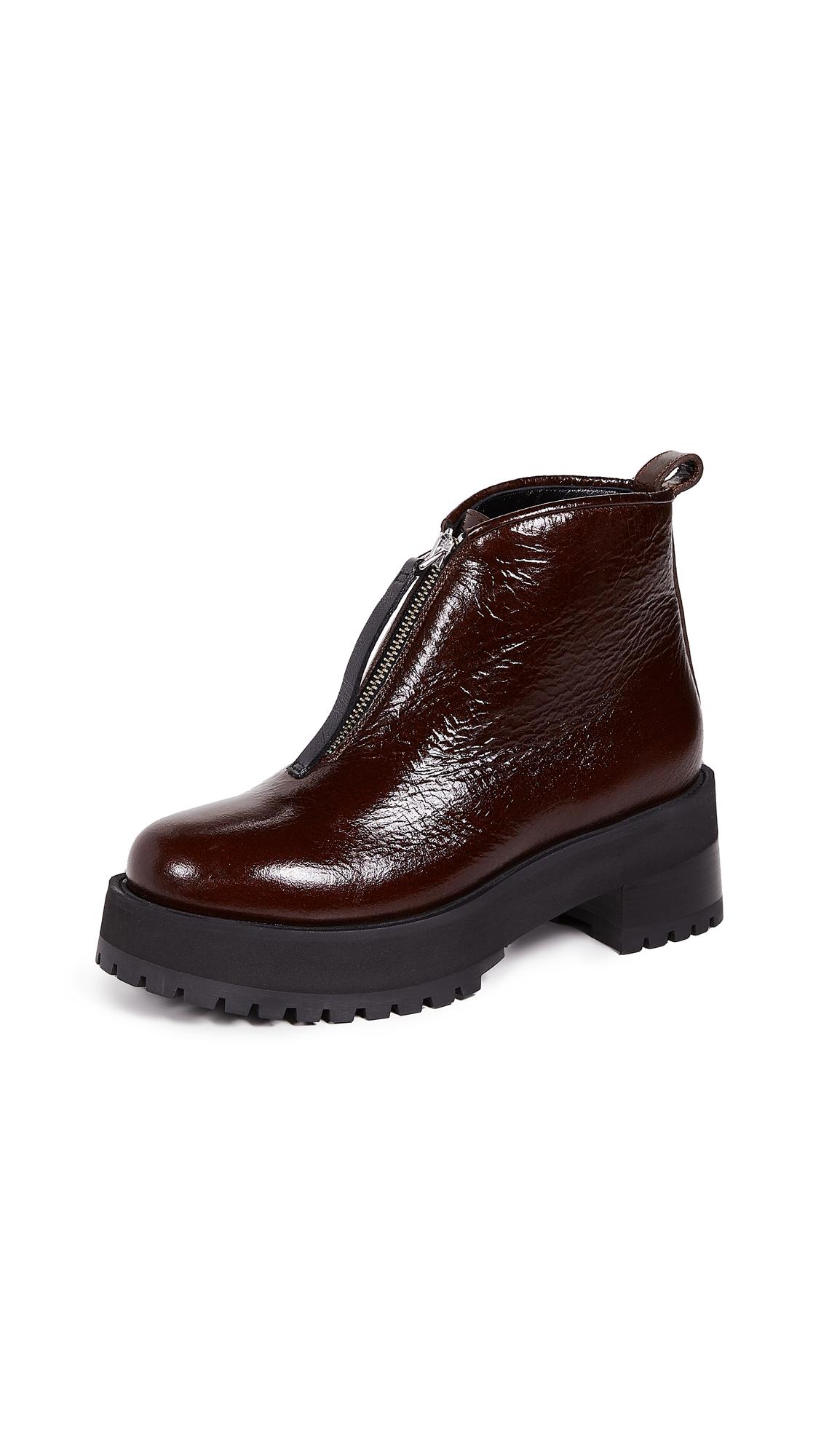 Marni Ankle Boots - Peanut
