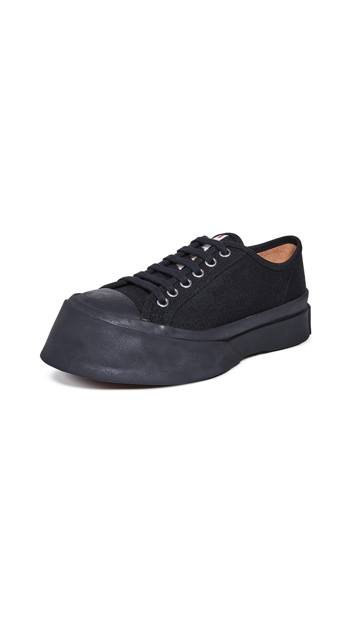 Marni Classic Sneakers - Black