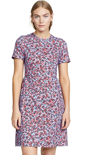 Marni Floral Mini Dress