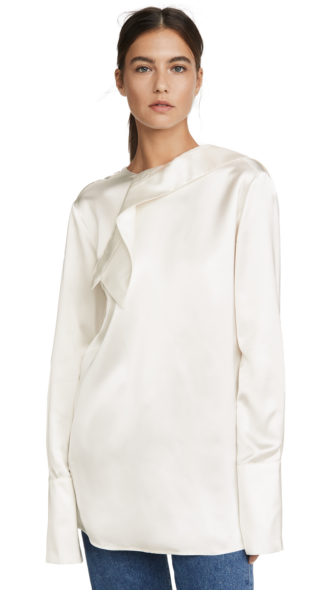 Marni Collar Neck Blouse - 50% Off Sale