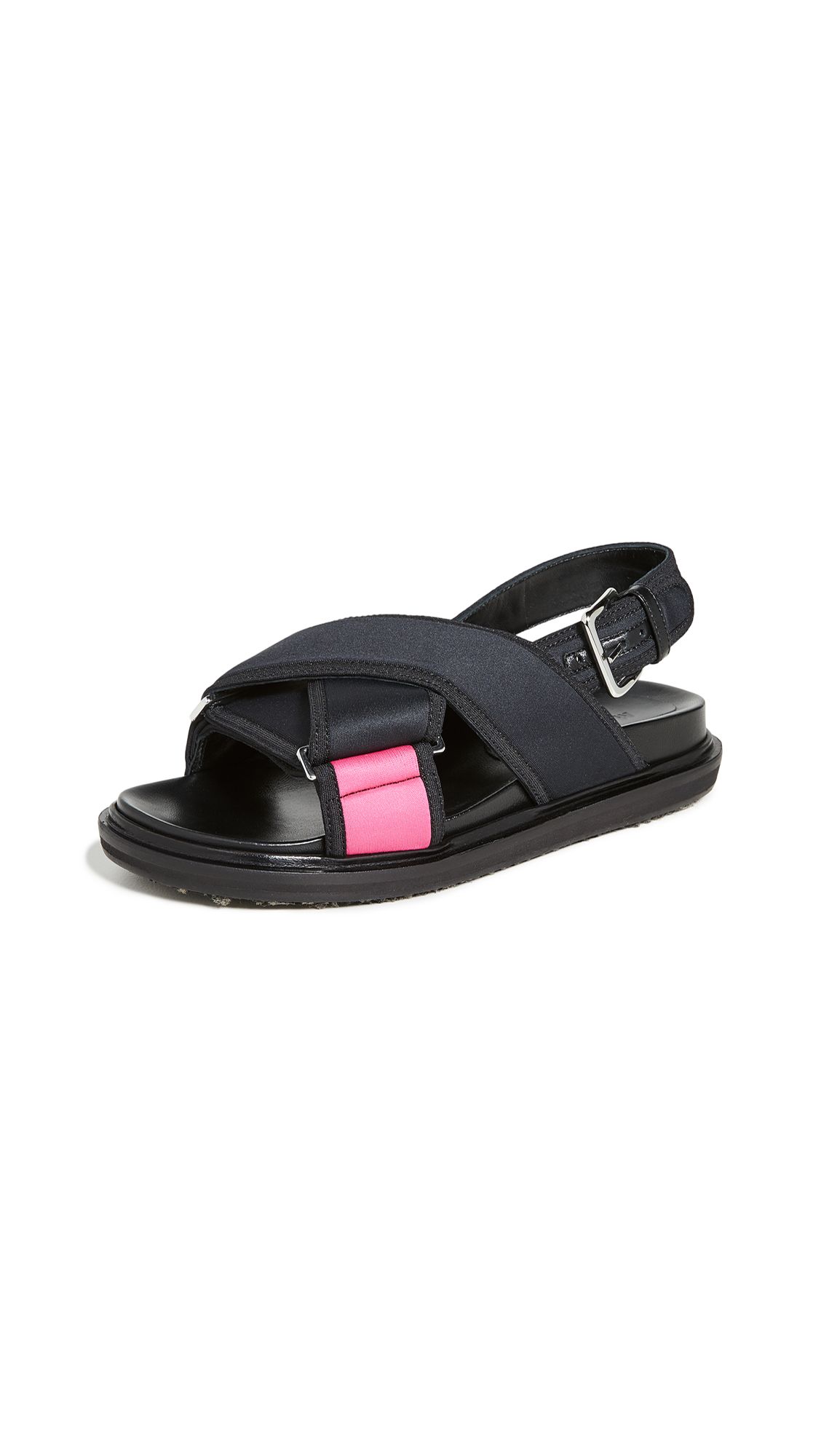 Buy Marni Crisscross Sandals online, shop Marni