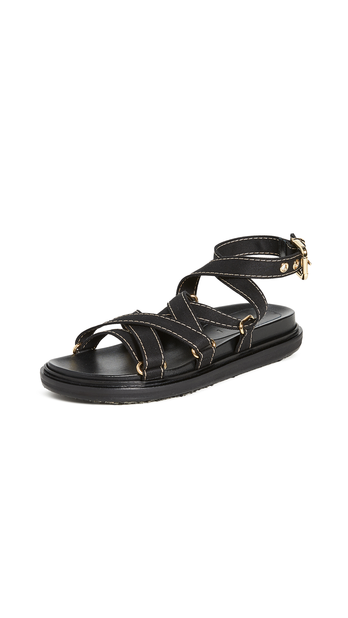 Buy Marni online - photo of Marni Wrap Sandals