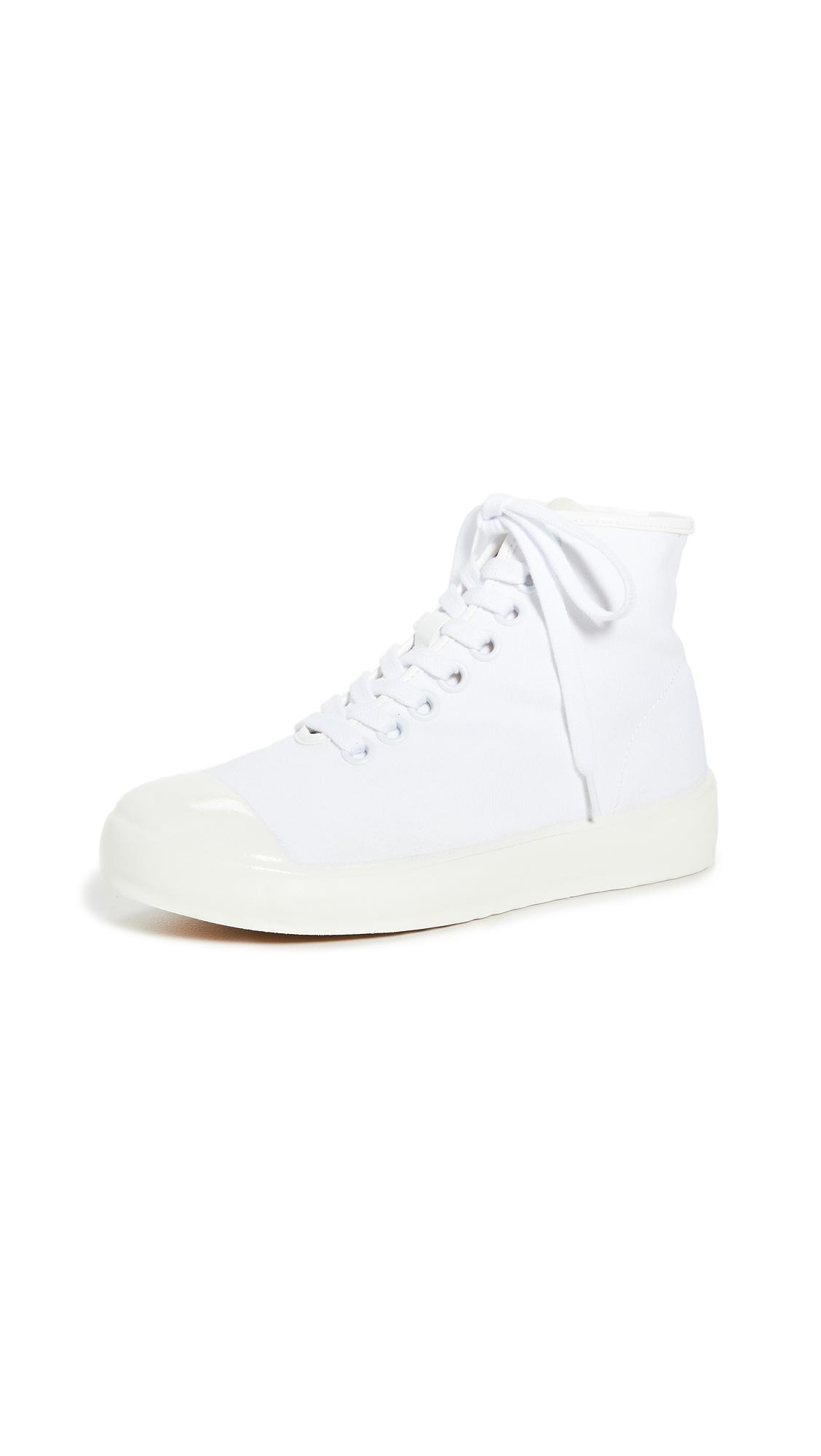 Marni High Top Sneakers – 60% Off Sale