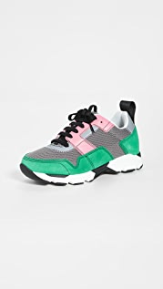 Marni Colorblock Chunky Sneakers
