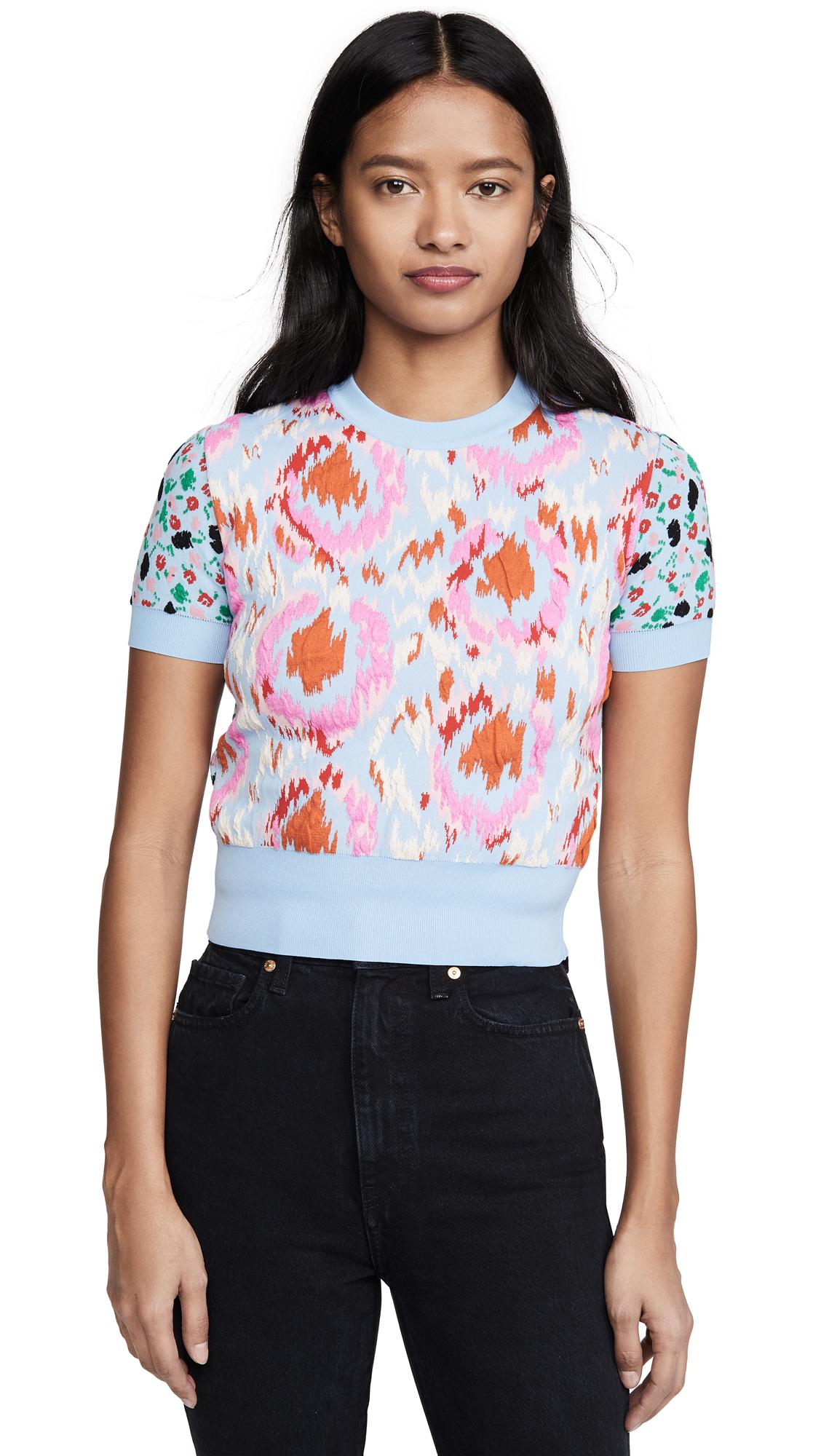 Buy Marni online - photo of Marni Short Sleeve Sweater