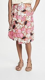 Marni Floral Shorts