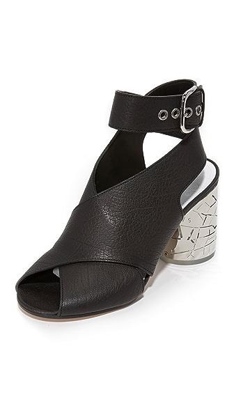 Maison Margiela Brushed Effect Sandals
