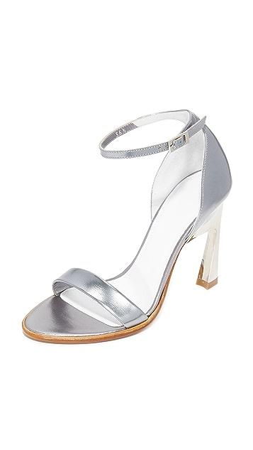 Maison Margiela Sandals with Ankle Strap