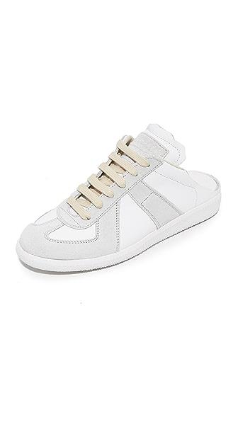 Maison Margiela Mule Sneakers - White