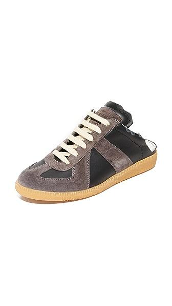 Maison Margiela Laceup Sneakers