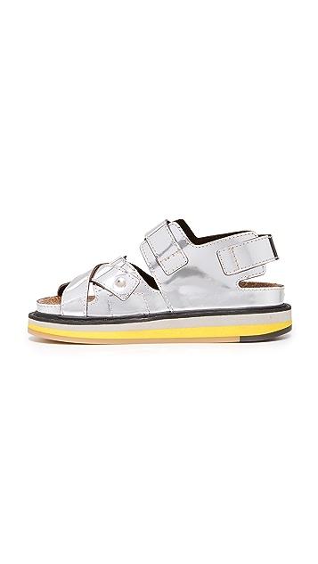 Maison Margiela Platform Sandals