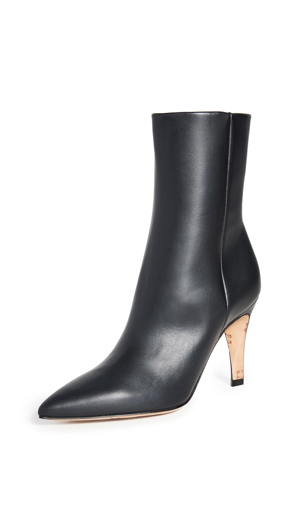 Buy Maison Margiela online - photo of Maison Margiela Carved Heel Booties